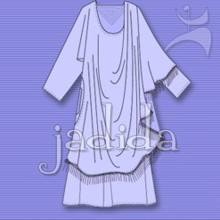 JADIDA MOROCCAN MAGIC DRESS