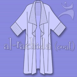 AL-RACHIDA TASSEL COAT