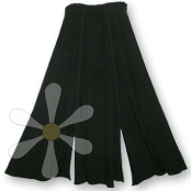 SITTI SIX-PANEL MOROCCAN SKIRT