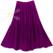 JUNILLA GUSSET SKIRT <B>NEW!</B>