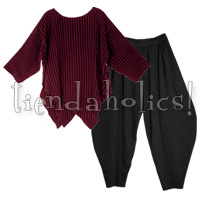 <STRIKE>DJURA TOP, MARRAKECH PANTS</STRIKE><BR><B>SOLD</B>