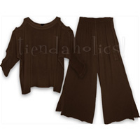 <STRIKE>TIZI TOP, HAZZ PANTS</STRIKE> <B>SOLD</B>