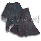 <STRIKE>FASSI TOP, BAB SKIRT</STRIKE> <B>SOLD</B>
