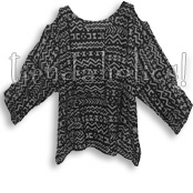 <STRIKE>TRIBAL PRINT TIZI</STRIKE> <B>SOLD</B>