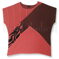 <STRIKE>INTARSIA (SLEEVELESS)-SPECIAL</STRIKE> <B>SOLD</B>