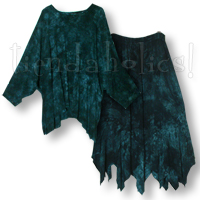 <STRIKE>ZAYID TOP, RIYASH SKIRT</STRIKE> <B>SOLD</B>