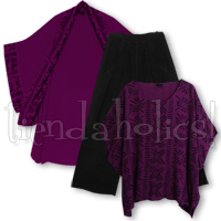 <STRIKE>VIOLA 3-PIECE SET</STRIKE> <B>SOLD</B>