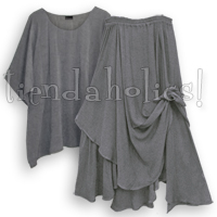 <STRIKE>NIZUL TOP, MALAK SKIRT</STRIKE> <B>SOLD</B>