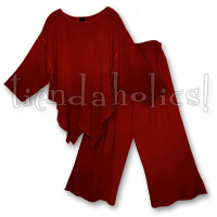 <STRIKE>DJURA TOP, SARIFI PANTS</STRIKE> <B>SOLD</B>