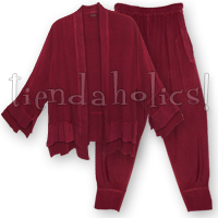 <STRIKE>DENYA JACKET, DJEEMA PANTS</STRIKE> <B>SOLD</B>