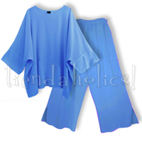 <STRIKE>ZAYID-PLUS TOP, SARIFI PANTS</STRIKE> <B>SOLD</B>