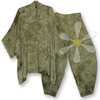 <STRIKE>MEDINA TUNIC, MARRAKECH PANTS</STRIKE> <B>SOLD</B>