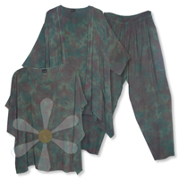 <STRIKE>AGDAL 3-PIECE OUTFIT</STRIKE> <B>SOLD</B>