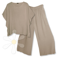 <STRIKE>NIZUL TOP, HAZZ PANTS</STRIKE>    <B>SOLD</B>