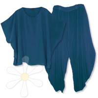 <STRIKE>NIZUL TOP, CASBAH PANTS</STRIKE> <B>SOLD</B>