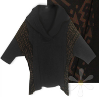 <STRIKE>LATIKA-SPECIAL HOODED TUNIC</STRIKE> <B>SOLD</B>