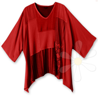 <STRIKE>ZENAGA-PLUS MOSAIC TOP</STRIKE>