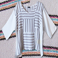 <STRIKE>ZENAGA MOSAIC TOP</STRIKE>