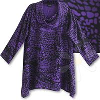 QI'TA POCKET TUNIC NEW STYLE!<BR>(AMETHYST COBBLESTONE)