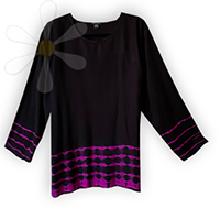 <STRIKE>LULA DAY TUNIC</STRIKE> <B>SOLD</B>