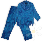 <STRIKE>DARIAH TOP, KANZA PANTS</STRIKE> <B>SOLD</B>